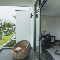 Отель Melia Danang балкон