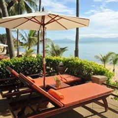 Отель Coco Palm Beach Resort пляж