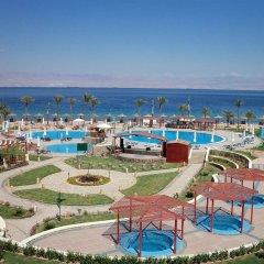 Отель Aquamarine Sun Flower Resort пляж фото 2