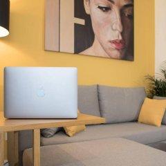 Отель Dominic Smart & Luxury Suites Terazije интерьер отеля