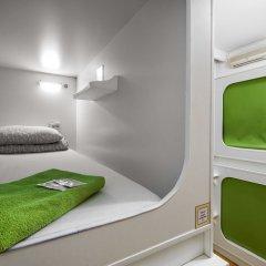 Capsule hostel in Moscow комната для гостей фото 2