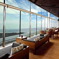 Отель Marina Bay Sands Сингапур гостиничный бар