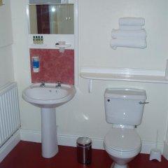 Отель The Hanover Hotel Великобритания, Ливерпуль - отзывы, цены и фото номеров - забронировать отель The Hanover Hotel онлайн ванная фото 2