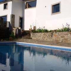 Отель Casa da Fraga бассейн фото 3