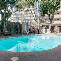 Отель Castle Waikiki Grand Hotel США, Гонолулу - отзывы, цены и фото номеров - забронировать отель Castle Waikiki Grand Hotel онлайн бассейн фото 3