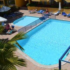 Отель Apartamentos Rio Португалия, Виламура - отзывы, цены и фото номеров - забронировать отель Apartamentos Rio онлайн бассейн фото 3