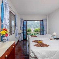 Royal Crown Hotel & Palm Spa Resort 3* Стандартный номер разные типы кроватей фото 7
