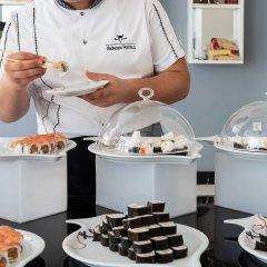 Vikingen Infinity Resort&Spa Турция, Аланья - 2 отзыва об отеле, цены и фото номеров - забронировать отель Vikingen Infinity Resort&Spa онлайн питание фото 2
