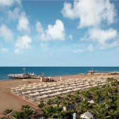 Delphin Diva Premiere Hotel Турция, Кунду - 8 отзывов об отеле, цены и фото номеров - забронировать отель Delphin Diva Premiere Hotel - All Inclusive онлайн пляж