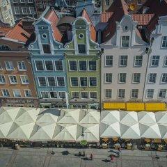 Отель Holland House Residence Old Town Польша, Гданьск - 1 отзыв об отеле, цены и фото номеров - забронировать отель Holland House Residence Old Town онлайн приотельная территория