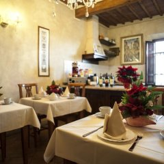 Отель B&B Palazzo Al Torrione Италия, Сан-Джиминьяно - отзывы, цены и фото номеров - забронировать отель B&B Palazzo Al Torrione онлайн питание фото 3