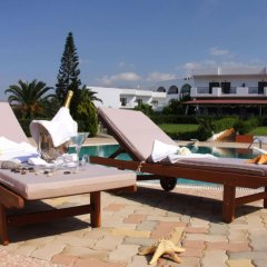 Отель Matheo Villas & Suites Греция, Малия - отзывы, цены и фото номеров - забронировать отель Matheo Villas & Suites онлайн бассейн фото 2