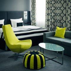 Отель Vienna House Andel´s Berlin Берлин комната для гостей фото 5