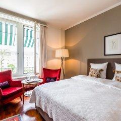Отель Seegarten Swiss Quality Hotel Швейцария, Цюрих - 1 отзыв об отеле, цены и фото номеров - забронировать отель Seegarten Swiss Quality Hotel онлайн комната для гостей фото 5