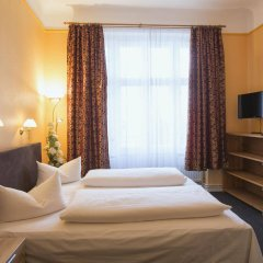 Hotel am Hermannplatz комната для гостей