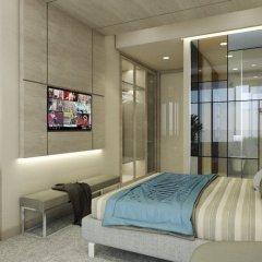 Отель Square Черногория, Будва - отзывы, цены и фото номеров - забронировать отель Square онлайн комната для гостей фото 5