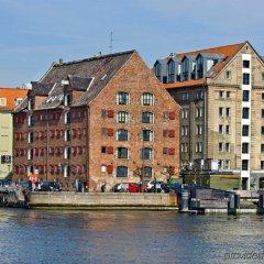Отель 71 Nyhavn Hotel Дания, Копенгаген - отзывы, цены и фото номеров - забронировать отель 71 Nyhavn Hotel онлайн приотельная территория фото 2