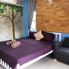 Отель Preaw whaan Kohlarn комната для гостей фото 4