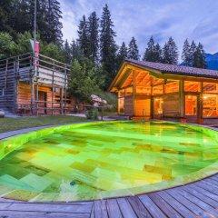 Hotel Bad Schörgau Сарентино бассейн