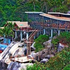 Отель Ao Muong Beach Resort бассейн
