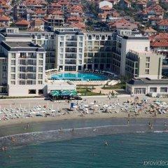 Отель Festa Pomorie Resort Поморие пляж фото 2