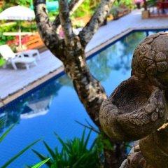 Отель Kanita Resort And Camping бассейн