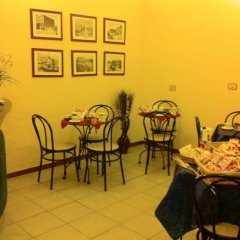 Hotel Pensione Romeo Бари питание