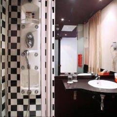 Отель Avenida Gran Via Испания, Мадрид - отзывы, цены и фото номеров - забронировать отель Avenida Gran Via онлайн ванная