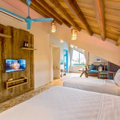 Отель Life Beach Villa комната для гостей фото 4