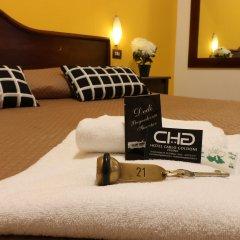 Hotel Carlo Goldoni комната для гостей
