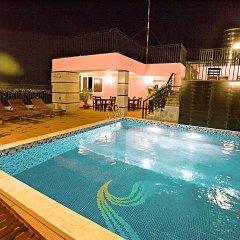 Отель Golden Rain 2 Нячанг бассейн