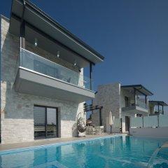 Отель White Pearl Luxury Villas Греция, Пефкохори - отзывы, цены и фото номеров - забронировать отель White Pearl Luxury Villas онлайн вид на фасад