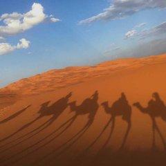 Отель Merzouga Desert Overnight Марокко, Мерзуга - отзывы, цены и фото номеров - забронировать отель Merzouga Desert Overnight онлайн приотельная территория