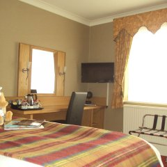 Отель Hallmark Inn Manchester South в номере