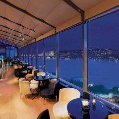 Отель InterContinental Istanbul Стамбул гостиничный бар