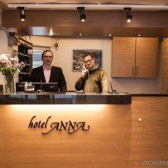 Hotel Anna интерьер отеля фото 3
