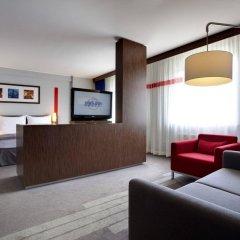 Гостиница Park Inn by Radisson Sheremetyevo Airport Moscow комната для гостей фото 2