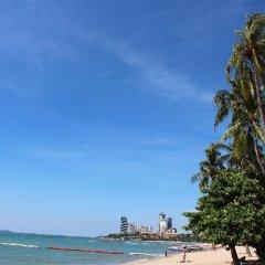 Отель Nova Park Таиланд, Паттайя - 1 отзыв об отеле, цены и фото номеров - забронировать отель Nova Park онлайн пляж фото 2