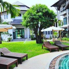Отель Navatara Phuket Resort с домашними животными