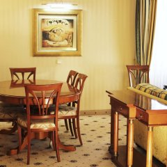 Гостиница Рэдиссон Славянская Москва в номере фото 2