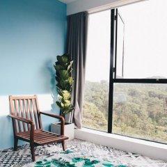 Отель The Kupid Hill Homestay Далат ванная