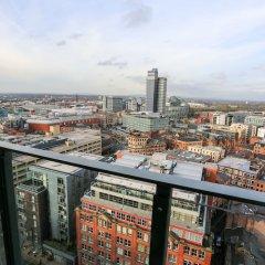 Отель Church Street by Supercity Aparthotels балкон