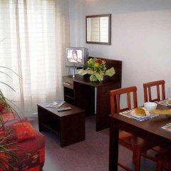 Отель Residhotel les Hauts d'Andilly удобства в номере
