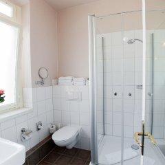 Отель Zarenhof Prenzlauer Berg ванная