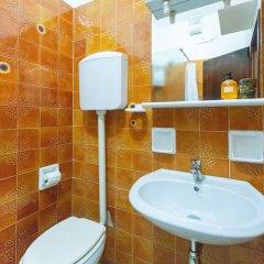 Отель City Station Studio Италия, Местре - отзывы, цены и фото номеров - забронировать отель City Station Studio онлайн ванная фото 2