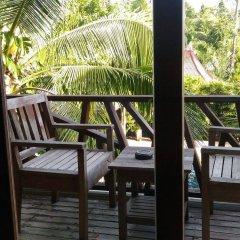 Отель Sairee Hut Resort балкон