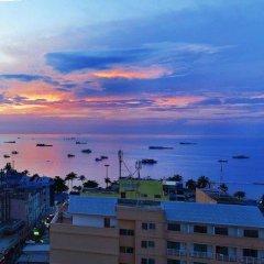 Sunbeam Hotel Pattaya пляж фото 2