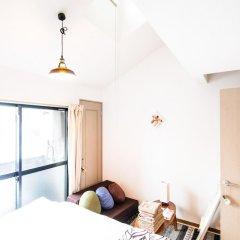 Отель AMP FLAT Gion D Япония, Хаката - отзывы, цены и фото номеров - забронировать отель AMP FLAT Gion D онлайн комната для гостей фото 4
