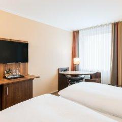 Отель NH Köln Altstadt Германия, Кёльн - 1 отзыв об отеле, цены и фото номеров - забронировать отель NH Köln Altstadt онлайн комната для гостей