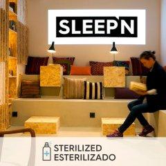 Отель SLEEP'N Atocha Испания, Мадрид - 2 отзыва об отеле, цены и фото номеров - забронировать отель SLEEP'N Atocha онлайн фото 8
